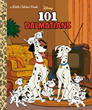 101 Dalmatians (Disney 101 Dalmatians) (Little Golden Book)