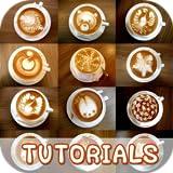 Latte Art Tutorials...