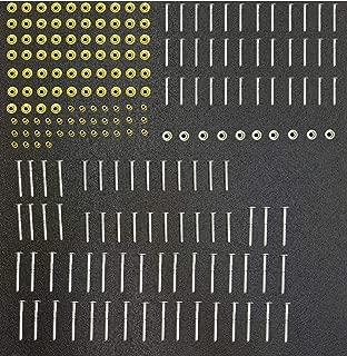Peterbilt 379 Stainless Steel Huck/Rivet Kit for Grille Surround