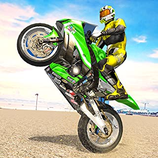 Extreme Bike Driving Simulator 2019