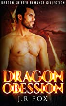 Romance: Dragon Obsession (MM Gay Mpreg Romance) (7-Book Dragon Shifter Paranormal Short Story Collection) (English Edition)
