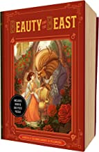 Beauty and the Beast Book and Puzzle Box Set (Classic Book and Puzzle Set Series)