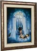 Ron DiCianni SPIRITUAL WARFARE CANVAS Framed w/liner Christian Art