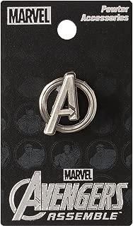 Marvel Avengers Logo Lapel Pin