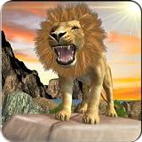 Amazon Jungle Lion Simulator 3D:ヒーローハンターハードタイムサバイバー虎戦士レボリューションアドベンチャーミッションゲーム子供向け無料2018