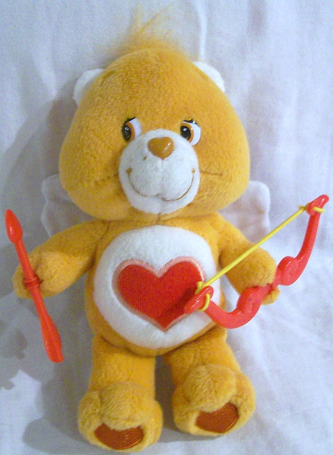 Care Bear Valentine's Day 7  Plush Tenderheart Bear Care Bear Doll Toy