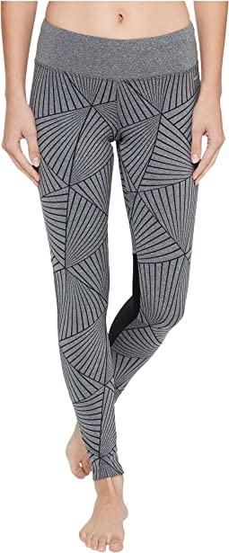 Jockey Active - Optic Prism Ankle Leggings