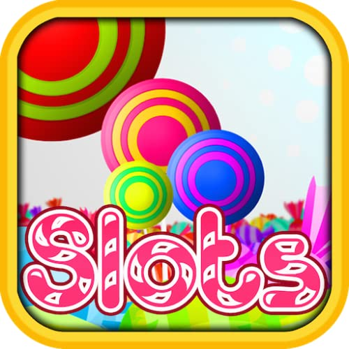 Crazy Candy Slots - Love & V-day Casino Fun Games Free for Android & Kindle Fire