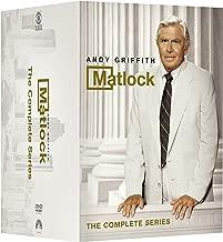 Best matlock complete series Reviews