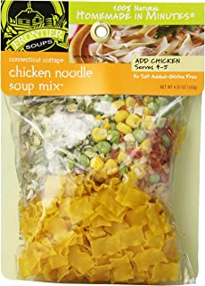 Frontier Soups Homemade In Minutes Soup Mix, Connecticut Cottage Chicken Noodle, 4.25 Ounce