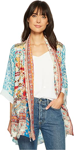 Johnny Was - Betimo Embroidery Kimono