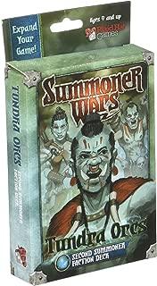 Summoner Wars: Tundra Orcs Second Summoner Faction Deck