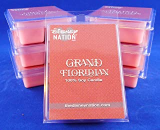 Grand Floridian Wax Melts - Disney Parks Scent in 100% Soy Wax Melts