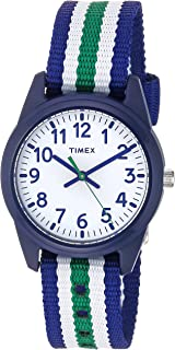 Boys Time Machines Analog Metal Watch