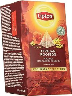 Lipton Selección Exclusiva Infusión African Rooibos, Caja