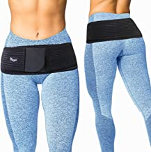 Posture Magic Sacroiliac SI Joint Support Belt for Women and Men - Reduce Sciatic, Pelvic, Lower Back and Leg Pain - Stabilize SI Joint - Hip Size Up to 45