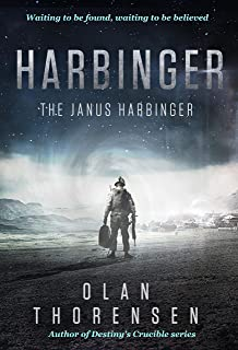 Harbinger (The Janus Harbinger Book 1)