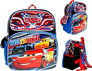 Disney Pixar 95 Cars 12 Inches Backpack