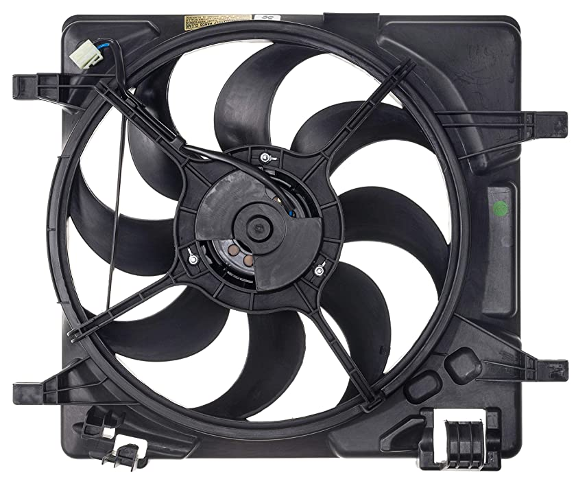 Spectra Premium CF12105 Engine Cooling Fan Assembly