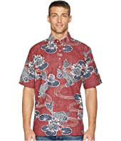 Kyoto Ponds Pop Over Aloha Shirt