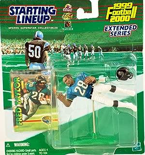 Starting Lineup 1999 NFL Extended Series - Fred Taylor - Jacksonville Jaguars