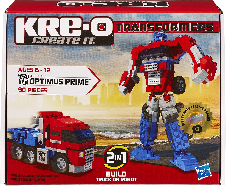 KREO Transformers Basic Optimus Prime