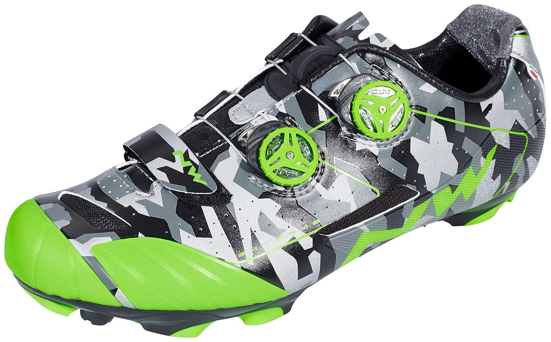 [Northwave] Extreme XCMシューズグレー/ブラックサイズ40 2017自転車の靴