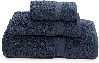 Linum Home Textiles SN50-3C Bath Towel Navy