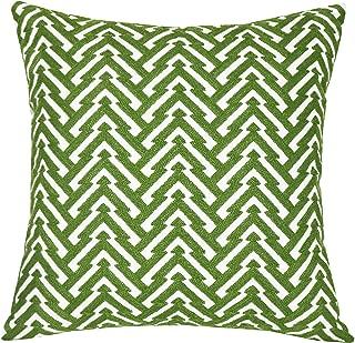 Best green pattern pillow Reviews