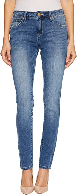 Sheridan Skinny Platinum Denim in Mineral Wash