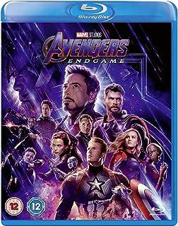 Avengers: Endgame Blu-ray Includes Bonus Disk ( UK IMPORT REGION FREE )