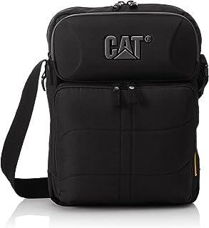 Caterpillar 83460-01 Charlie II Protect Shoulder Bag, Black