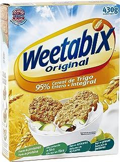 Weetabix Original - Cereal De Desayuno De Trigo Entero,