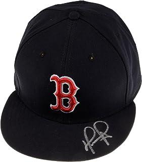 84f2d46ea66fb1 David Ortiz Boston Red Sox Autographed Game-Used 2016 Cap - Actual Cap Will  Vary