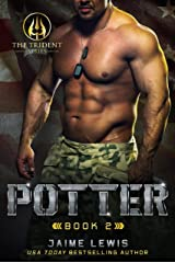 POTTER (The Trident Series Book 2) Kindle Edition