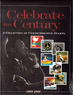 celebrate the century stamps 1960