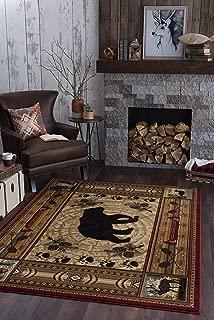 Best black bear living room decor Reviews
