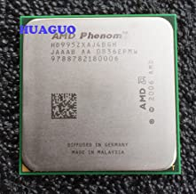 AMD Phenom X4 9950 Black Edition 2.6GHz Quad-Core CPU Processor HD995ZXAJ4BGH Socket AM2+ 2MB Cache 125W
