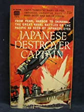 Japanese Destroyer Captain