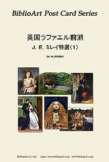 BiblioArt Post Card Series 英国ラファエル前派 J.E.ミレイ特選(1) 6枚セット(解説付き)