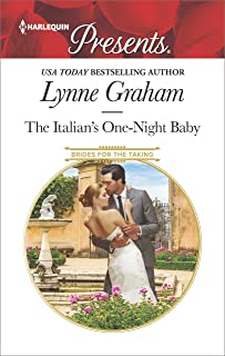 The Italian's One-Night Baby (Brides for the Taking Book 2)