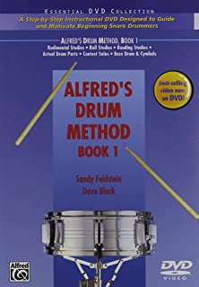 Alfred's Drum Method, Bk 1: A Step-by-Step Instructional Designed to Guide and Motivate Beginning Snare Drummers