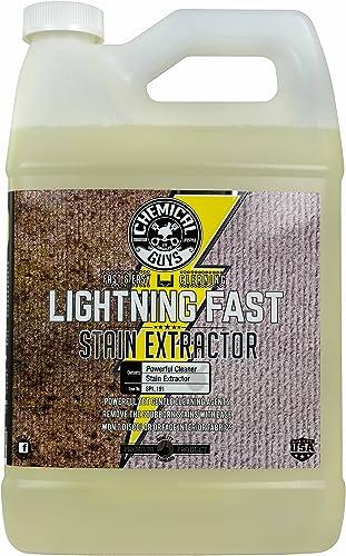 Chemical Guys SPI_191 - Lightning Fast Carpet & Upholstery Stain Extractor (1 Gal)