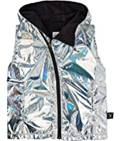 Nununu - Nylon Asymmetrical Vest (Little Kids)