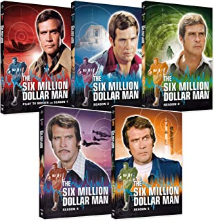 The Six Million Dollar Man: Seasons 1-5