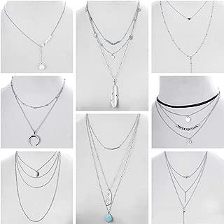 long velvet necklace