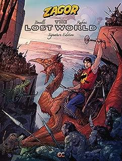 Zagor: The Lost World (Signature Edition, Rubini cover)