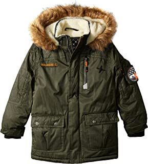 Big Chill Boys Sherpa Lined Expedition