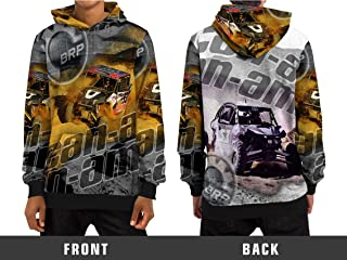 BRP Can-Am Spyder Custom Pullover Hoodie Full Print Sublimation Type1