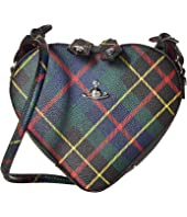 Vivienne Westwood - Derby Heart Crossbody Bag